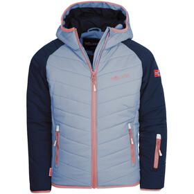 TROLLKIDS Myrkdalen Snow Jacket Girls, azul